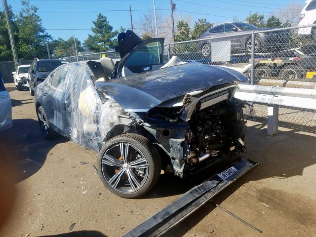 Volvo S60 T6 INS salvage cars for sale: 2019 Volvo S60 T6 INS