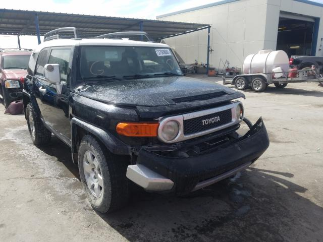 Toyota FJ Cruiser salvage cars for sale: 2008 Toyota FJ Cruiser