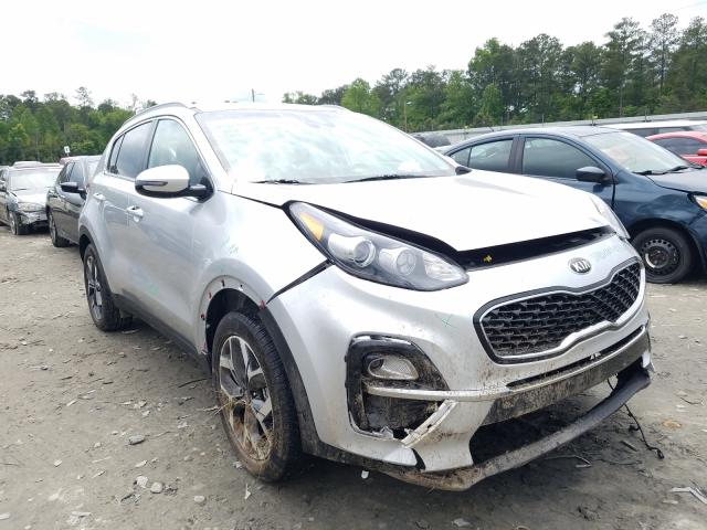 Salvage 2020 KIA SPORTAGE - Small image. Lot 36936000