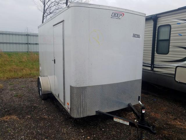 Bravo Trailers salvage cars for sale: 2020 Bravo Trailers Cargo Trailer