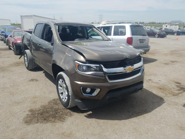 2016 Chevrolet COLORADO | Vin: 1GCGTCE34G1321893