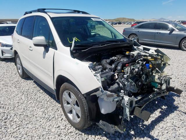 2016 Subaru Forester 2 2.5L, VIN: JF2SJADCXGH546754
