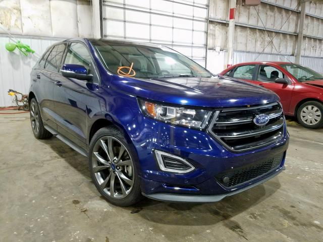 Ford Edge Vehiculos salvage en venta: 2016 Ford Edge