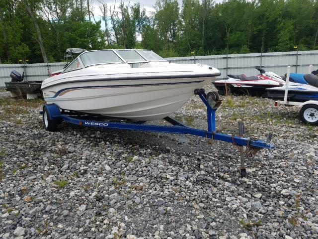 Salvage boats for sale at Spartanburg, SC auction: 1998 Chapparal Boat