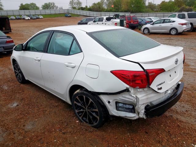 купить 2018 Toyota Corolla L 1.8L 5YFBURHE2JP764697