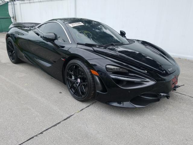 2018 MCLAREN AUTOMOTIVE 720S