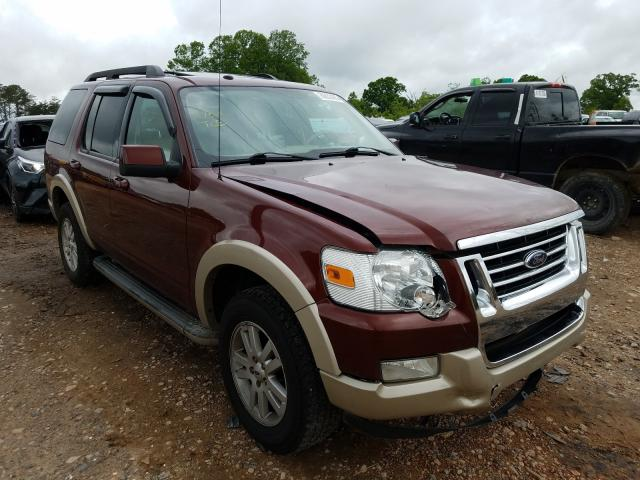 Ford Explorer E Vehiculos salvage en venta: 2009 Ford Explorer E
