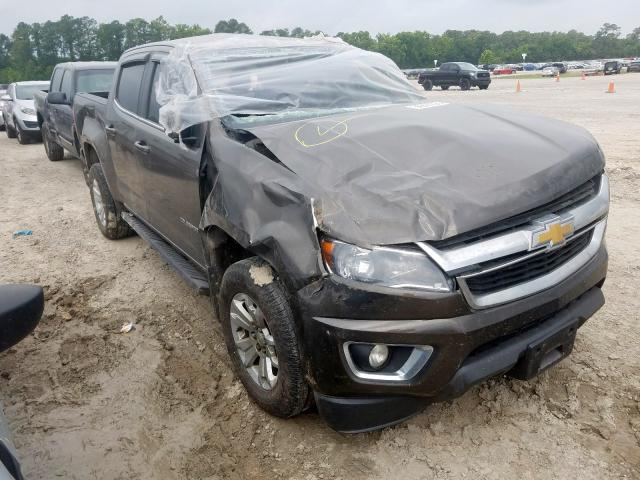 Chevrolet Colorado L salvage cars for sale: 2015 Chevrolet Colorado L