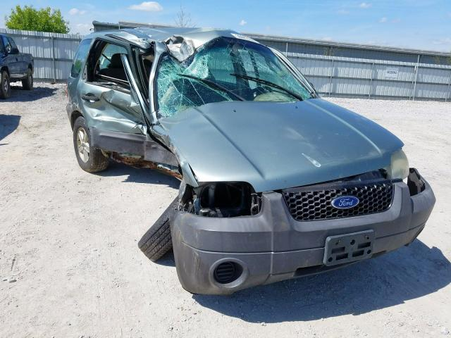 Ford Escape XLS Vehiculos salvage en venta: 2007 Ford Escape XLS