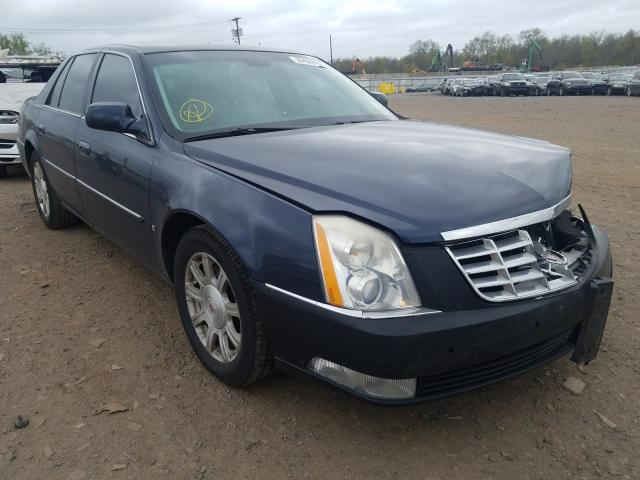 Salvage cars for sale from Copart Hillsborough, NJ: 2008 Cadillac DTS