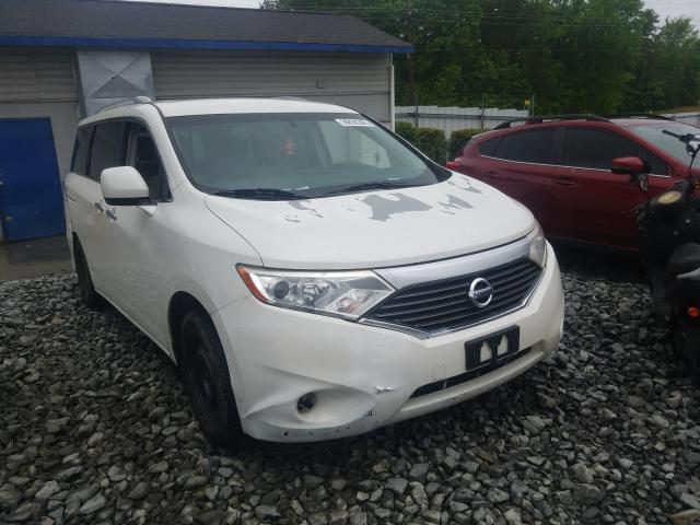 2012 Nissan Quest S for sale in Mebane, NC