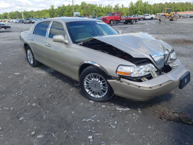 2010 Lincoln Town Car S en venta en Montgomery, AL