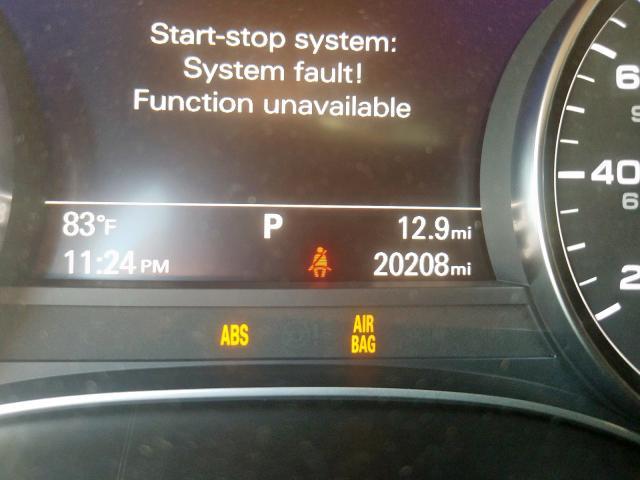2017 Audi  | Vin: WAUG8AFC6HN015967