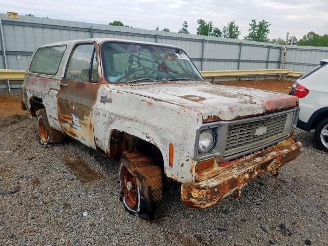 1973 Chevrolet Blazer for sale in Chatham, VA