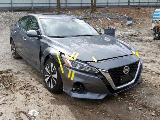 Nissan Altima SL salvage cars for sale: 2019 Nissan Altima SL