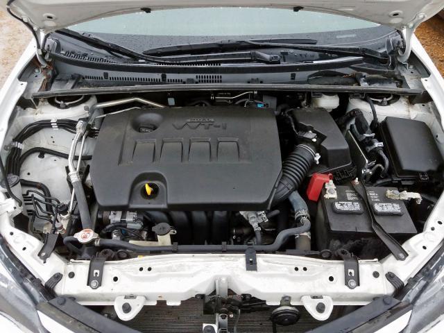 5YFBURHE2JP764697 2018 Toyota Corolla L 1.8L