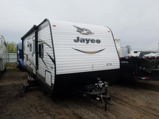 Jayco Jayflight salvage cars for sale: 2018 Jayco Jayflight