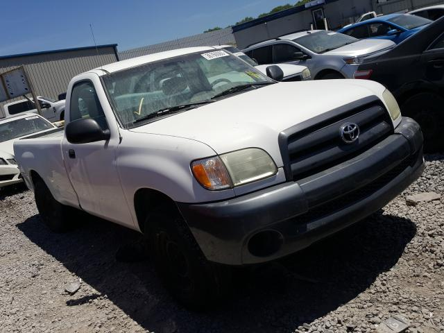 Toyota Tundra salvage cars for sale: 2004 Toyota Tundra