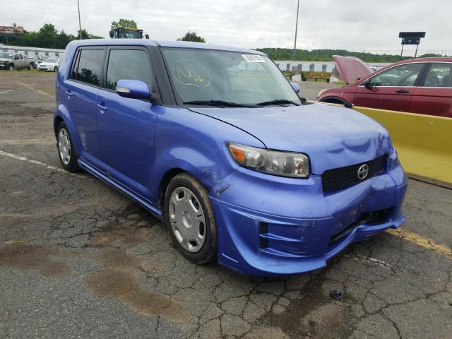 Salvage cars for sale from Copart Concord, NC: 2010 Scion XB