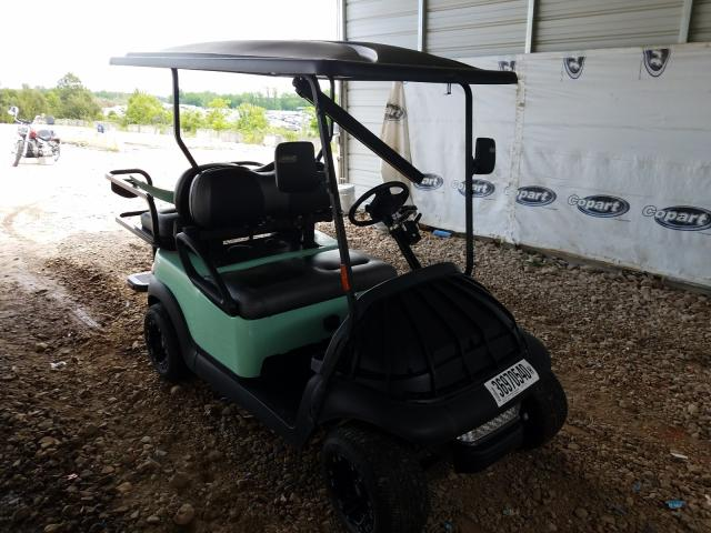 Salvage Certificate 2000 Golf Cart Unknow For Sale In China Grove Nc 36970540
