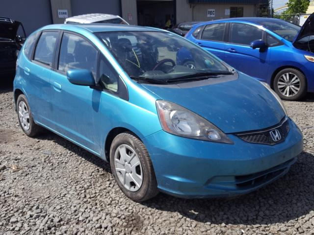 Salvage cars for sale from Copart Eugene, OR: 2013 Honda FIT