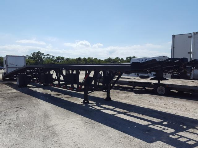Utility Trailer salvage cars for sale: 1999 Utility Trailer