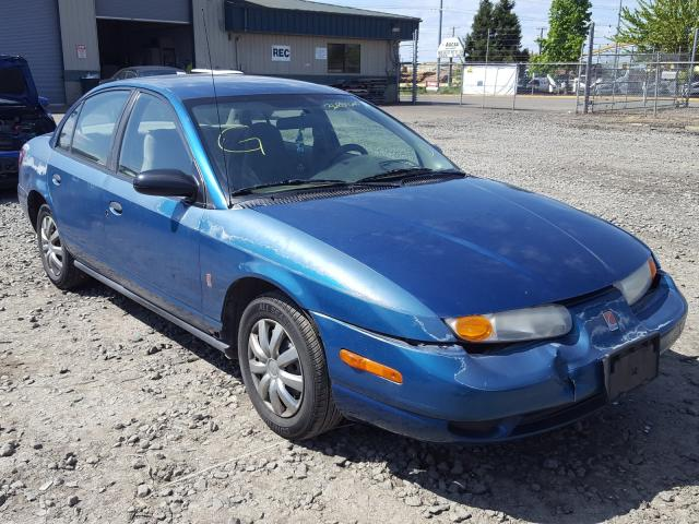 Salvage cars for sale from Copart Eugene, OR: 2001 Saturn SL1