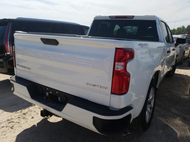 2019 Chevrolet SILVERADO | Vin: 3GCPYBEH6KG306992