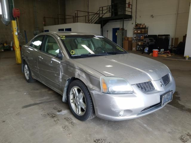 Salvage 2004 Mitsubishi GALANT GTS for sale