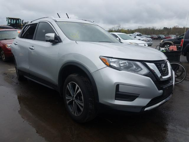 Nissan Rogue S salvage cars for sale: 2019 Nissan Rogue S