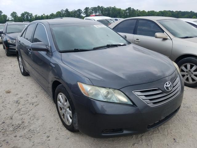 Salvage cars for sale from Copart Houston, TX: 2009 Toyota Camry Hybrid