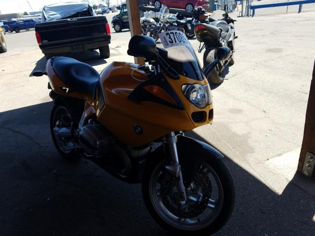 BMW R1100 S salvage cars for sale: 2000 BMW R1100 S