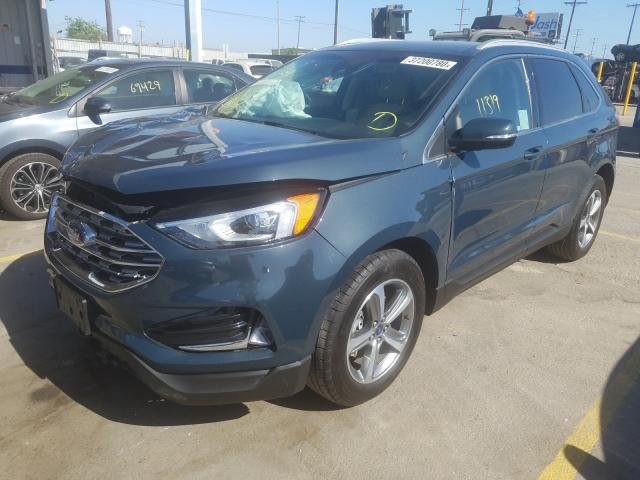2019 Ford EDGE | Vin: 2FMPK3J94KBB70088