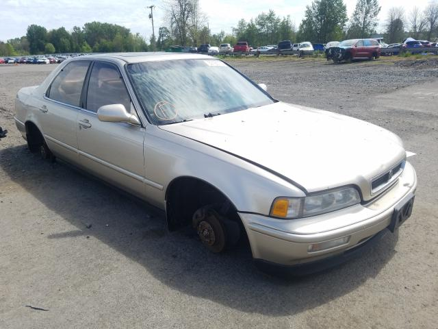 Acura Legend L,Legend LS salvage cars for sale: 1993 Acura Legend LS