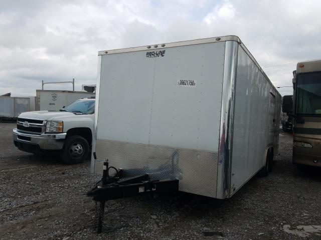 2017 OTHER TRAILER - Left Front View