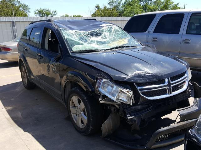 2012 DODGE JOURNEY SX - Other View