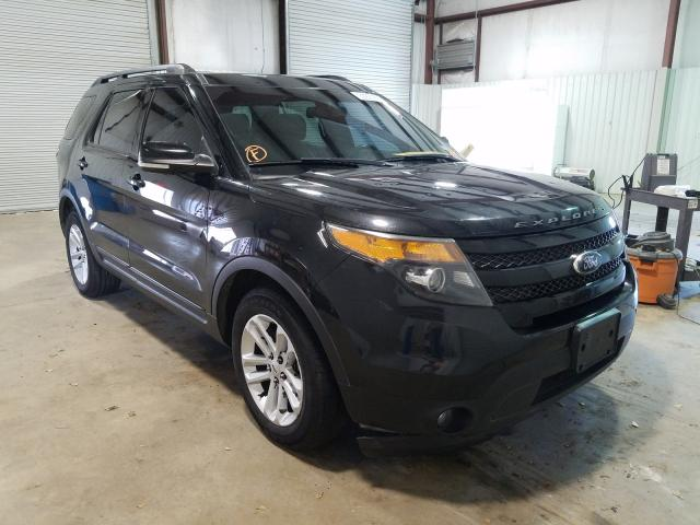 Ford Explorer S salvage cars for sale: 2015 Ford Explorer S