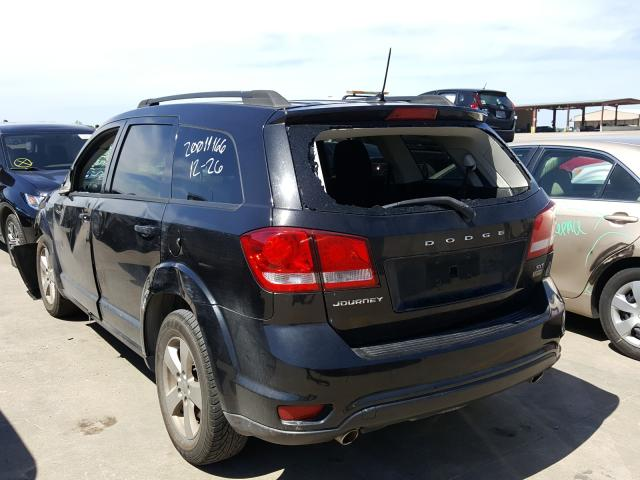 2012 DODGE JOURNEY SX - Right Front View