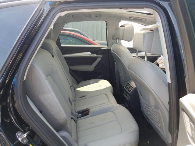2018 Audi Q5 | Vin: WA1ANAFYXJ2210307