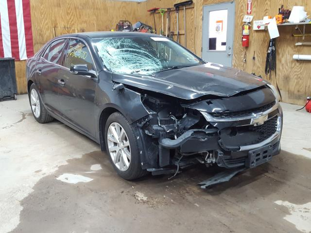 Salvage cars for sale from Copart Kincheloe, MI: 2015 Chevrolet Malibu LTZ