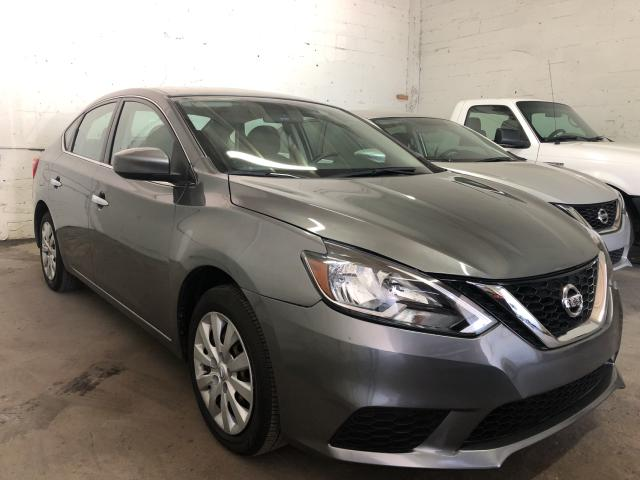 3N1AB7AP7GY245674 - 2016 Nissan Sentra S 1.8L Left View