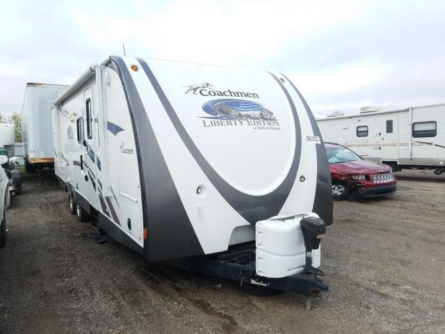 Coachmen salvage cars for sale: 2014 Coachmen Freedom XP