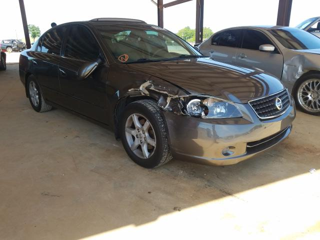 Nissan Altima S salvage cars for sale: 2005 Nissan Altima S