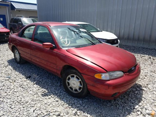 1996 ford contour gl 2 0l for sale in louisville ky lot 36934690 a better bid car auctions