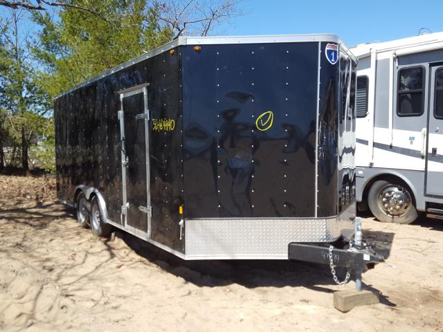Interstate salvage cars for sale: 2019 Interstate Cargo Trailer