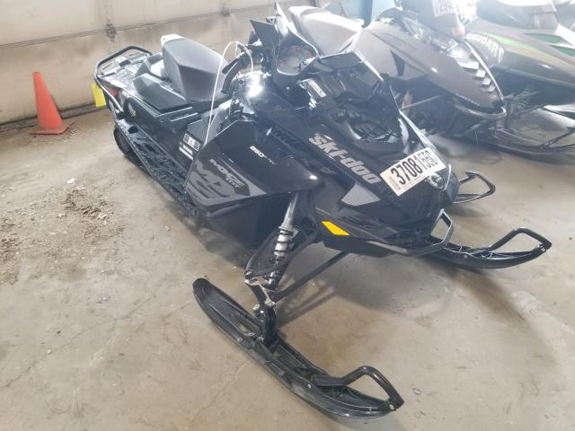 Skidoo salvage cars for sale: 2017 Skidoo MXZ