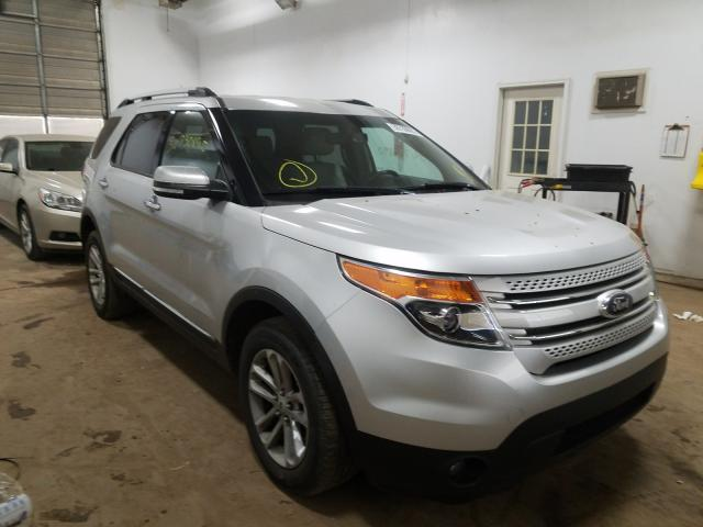 Ford Explorer L Vehiculos salvage en venta: 2013 Ford Explorer L