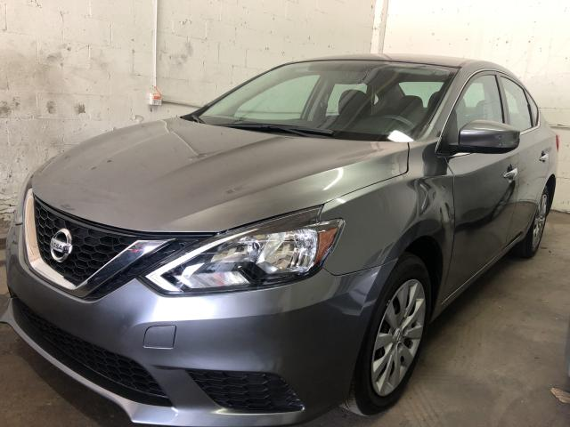 3N1AB7AP7GY245674 - 2016 Nissan Sentra S 1.8L Right View