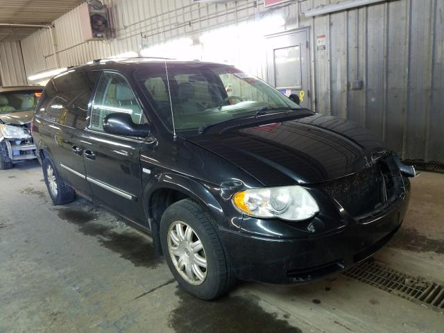 Chrysler Town & Country salvage cars for sale: 2006 Chrysler Town & Country