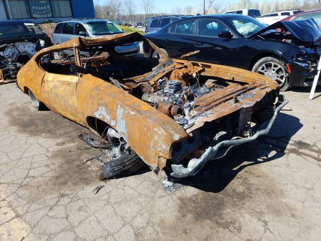 Oldsmobile Cutlass salvage cars for sale: 1971 Oldsmobile Cutlass